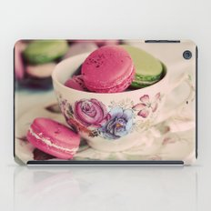 Macarons & Tea iPad Case