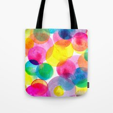 Confetti paint TWO Tote Bag
