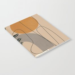 Abstract Shapes 04 Notebook