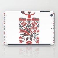 dj iPad Cases featuring Ethno DJ by Sitchko Igor