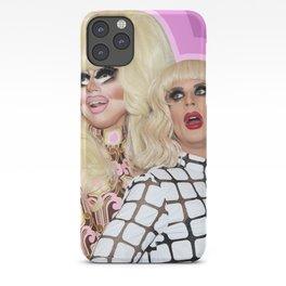 Trixie Mattel and Katya Zamolodchikova iPhone Case