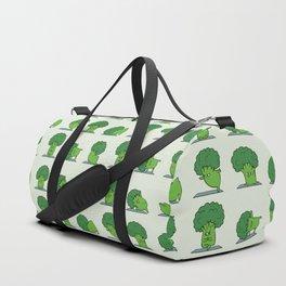Broccoli Yoga Duffle Bag