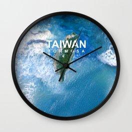 tw Wall Clock