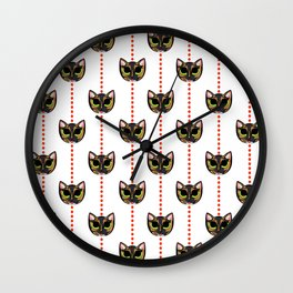 Murdoc Sunstone Patters Wall Clock