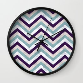 Into The Blue 3 Wall Clock