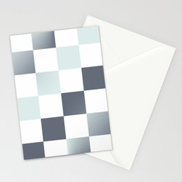 Square Pattern Simple Grid #decor #society6 #buyart Stationery Cards