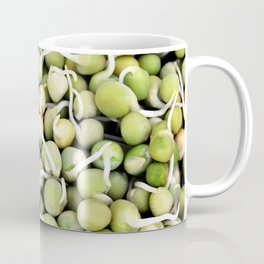 Peas Sprouts Coffee Mug