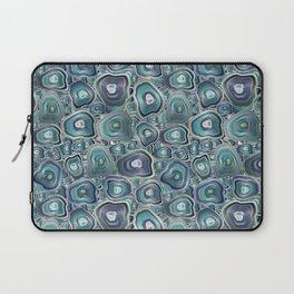 agate mosaic Laptop Sleeve