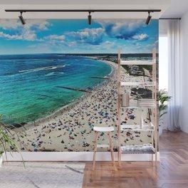 Sand Hill Cove Beach - Narragansett, Galilee, Rhode Island Wall Mural