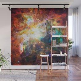The Cat Galaxy Wall Mural