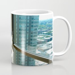 Surveying Her Realm (Gracie Queen of Chicago Collection) Coffee Mug