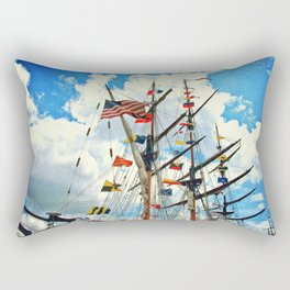 Navy Week Rectangular Pillow