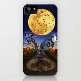 Halloween II iPhone Case