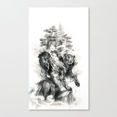Lapsang Souchong Canvas Print