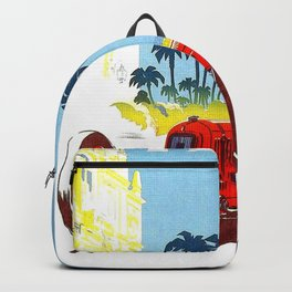 Monaco Grand Prix 6 Backpack