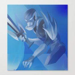Preston Stormer Canvas Print
