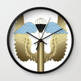 2 sqn RAF Regiment Wall Clock