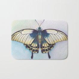Butterfly Prayer Bath Mat