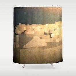 Lanzarote Shower Curtain
