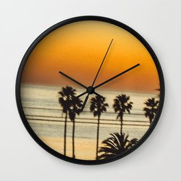 Cali Soca Makes Me Loco Wall Clock