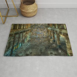 Apocalyptic Vision of the Sistine Chapel Rome 2020 Rug