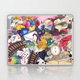 Alice's Objects Laptop & iPad Skin