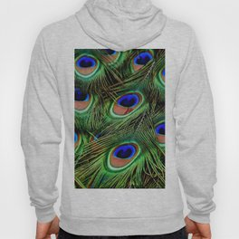 Peacock feathers | Plumes de Paon Hoody