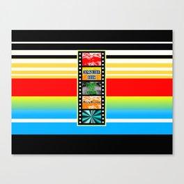 Nerd Since The 80's  Canvas Print