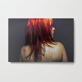 Portraiture #1 Metal Print