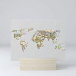 NEW ORDER Mini Art Print