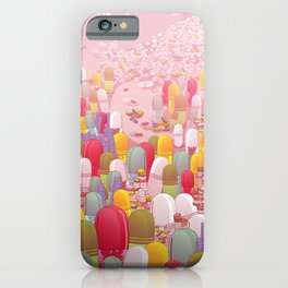 Society of Pills iPhone Case