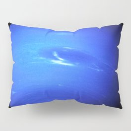Neptune, Galaxy Background, Universe Large Print, Space Wall Art Decor, Deep Space Poster Decor Pillow Sham