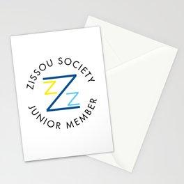 Zissou Society Junior Member Stationery Cards