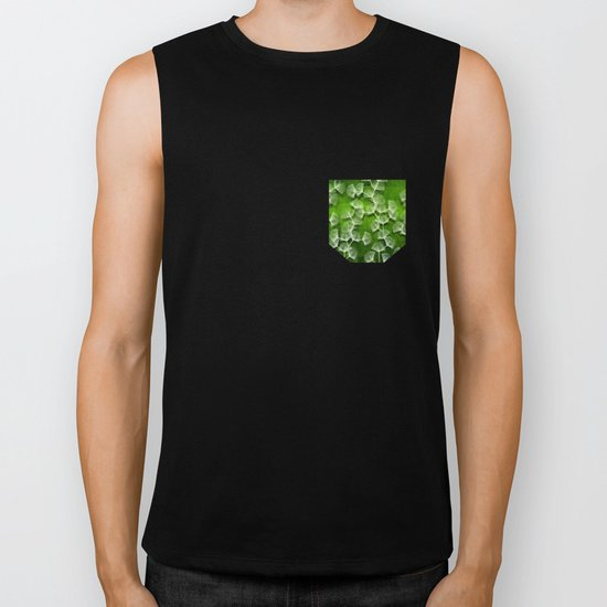 Fields of Green Biker Tank