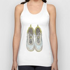 Let's Go Running Unisex Tank Top