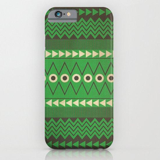 Tribal Geometric 2 iPhone & iPod Case