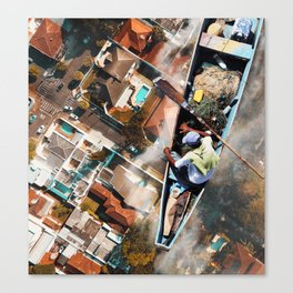 Above All Else Canvas Print
