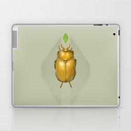Gold bug Laptop & iPad Skin