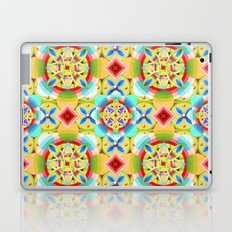 Cosmic Celtic Ombre (smaller scale) Laptop & iPad Skin
