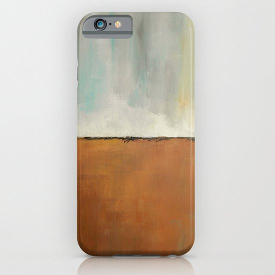 On Solid Ground iPhone & iPod Case