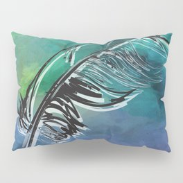 Flying Feather Pillow Sham