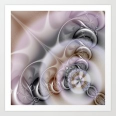 chains -6- Art Print