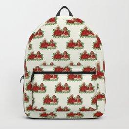 Bob & Betty (White Christmas) Backpack