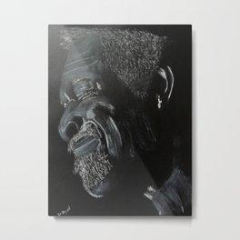 Luther Allison  Metal Print