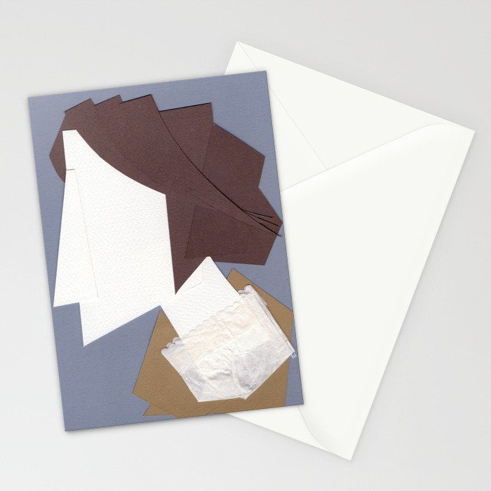 Virginia Woolf Stationery Cards
