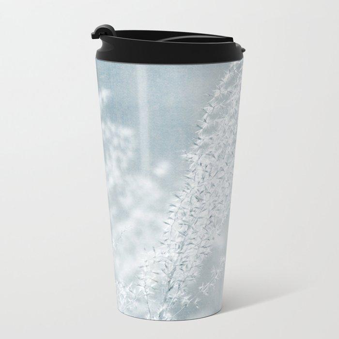 WINTER SEEDS Metal Travel Mug