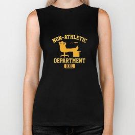 Non-Athletic Department Biker Tank