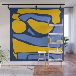 why Wall Mural