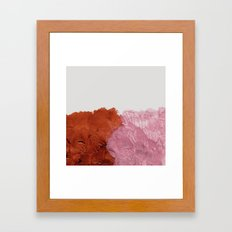 Cohesion Framed Art Print