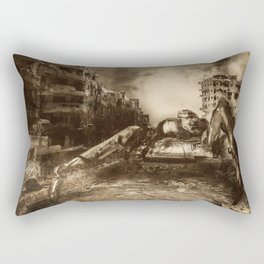 Back in the Day? Rectangular Pillow